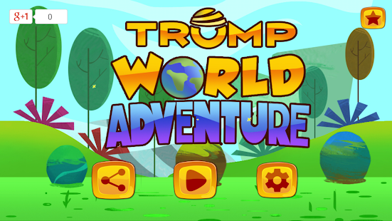 Trump World Adventure - Super Classic Games - náhled