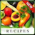 vegetarian recipe icon
