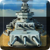Battleship 3D Live Wallpaper