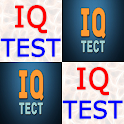 Test of logic. IQ test. Logic, thinking. icon