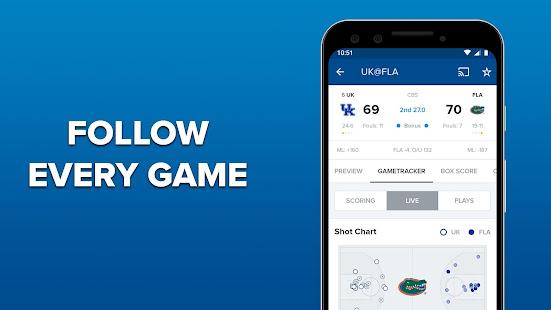 App CBS Sports App - Scores, News, Stats & Watch Live APK for Windows Phone
