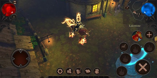 Vengeance RPG Screenshot Image