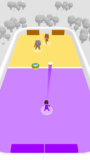 Flick Swing 3D - screenshot