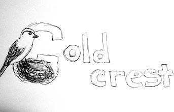 Photo: Eve Rowland -  G for goldcrest