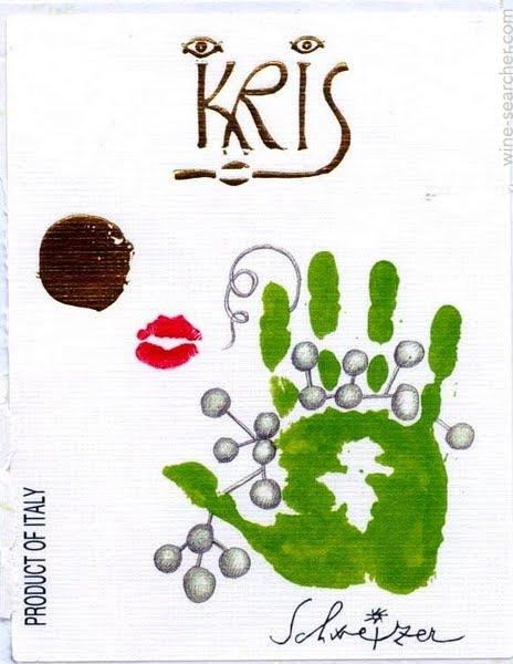 Logo for Kris Piniot Grigio