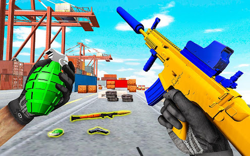 Download Real FPS Battleground 19: Shooting Games for Free For PC Windows and Mac apk screenshot 3