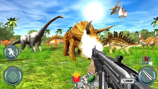 Dinosaur Hunter 2018 Free apkmr screenshots 8