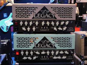 Photo: Carvin Steve Vai Legacy 3 Amps