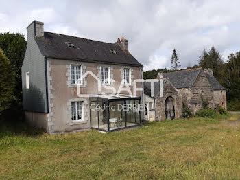 maison à Plounéour-Ménez (29)