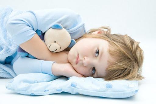 Tình trạng tâm lý của trẻ được chẩn đoán và điều trị dựa trên các dấu hiệu và triệu chứng của trẻ, cũng như ảnh hưởng của tình trạng này đối với cuộc sống thường ngày của con. Không có bài kiểm tra đơn giản nào để xác định nếu có vấn đề gì không ổn.