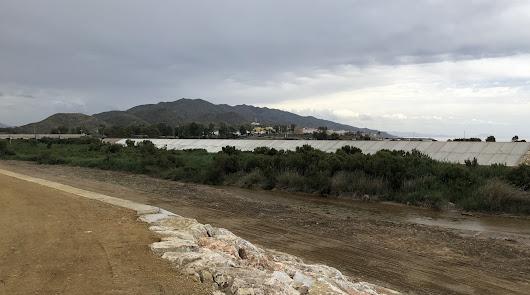 Rehabilitada la desembocadura del Almanzora, destrozada en septiembre de 2012