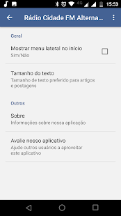 Rádio Cidade FM Alternativa for PC-Windows 7,8,10 and Mac apk screenshot 4