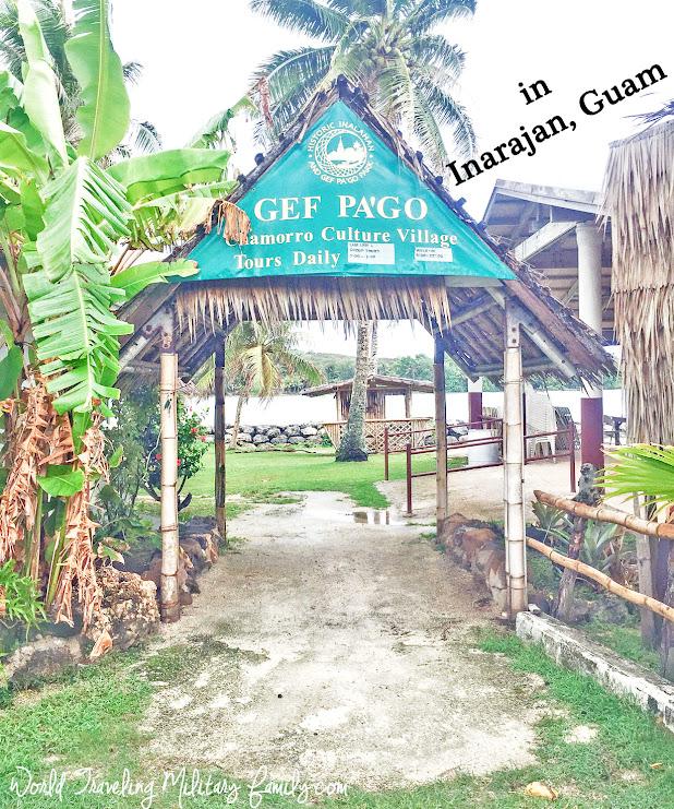 Gef Pa'go Cultural Village - Inarajan, Guam