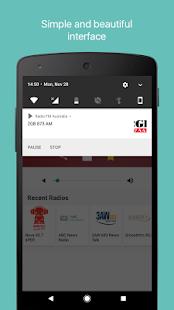 Radio FM Australia - náhled