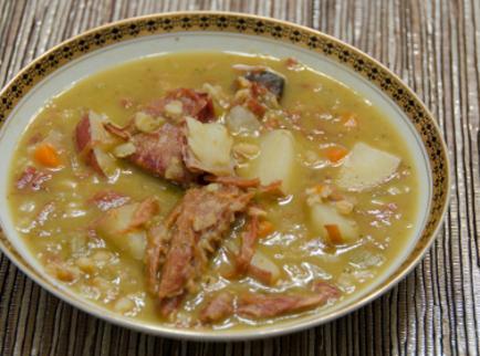 Mo's Ham Bone Soup Recipe