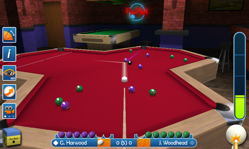 Pro Pool 2018 Screenshot 5