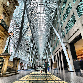 Brookfield Place, Toronto by Andy Barrow - Buildings & Architecture Architectural Detail