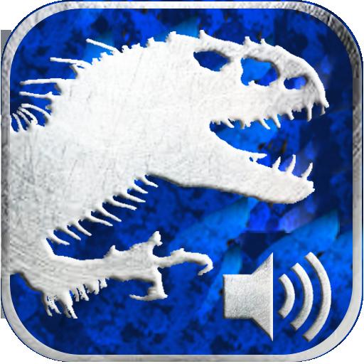 Jurassic Raptor Roar: Dinosaur Soundboard