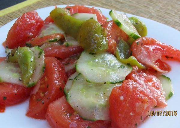 Portuguese Salad (salada A Portuguesa) Recipe