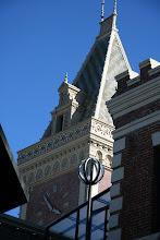 Photo: I liked the clock tower