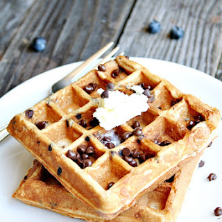 S'More Waffles Recipe