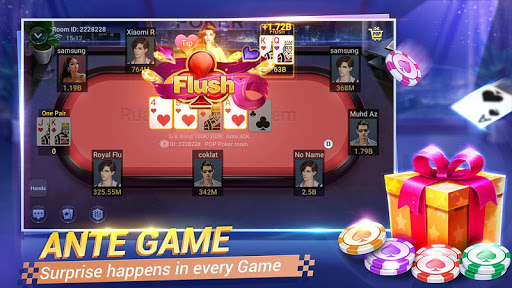 POP Poker u2014 Texas Holdem game online apkdebit screenshots 2