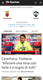 Download Tifo Casertana For PC Windows and Mac apk screenshot 1