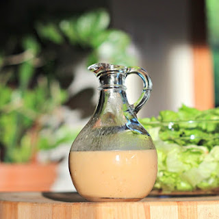 Creamy Honey Mustard Vinaigrette