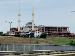 Photo: Day 101 - Mosque a Few Miles Outside Silivri