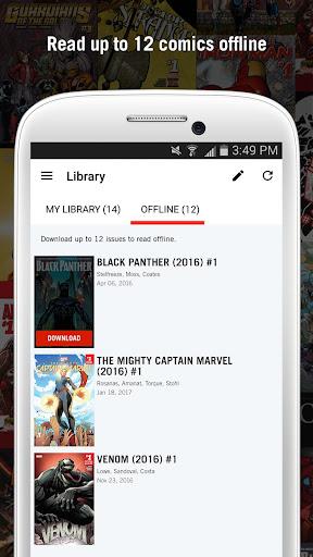 Marvel Unlimited 3.17.0 screenshots 5