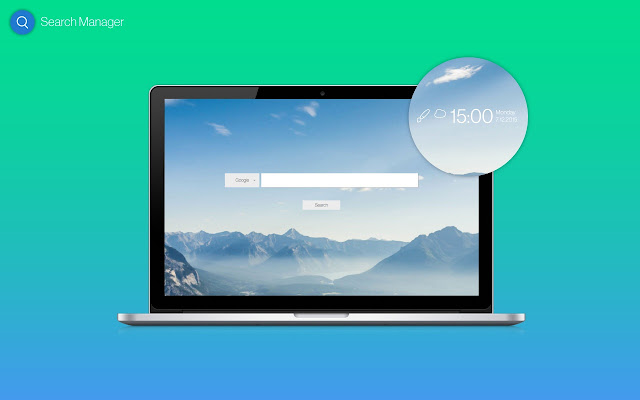 search manager chrome web store