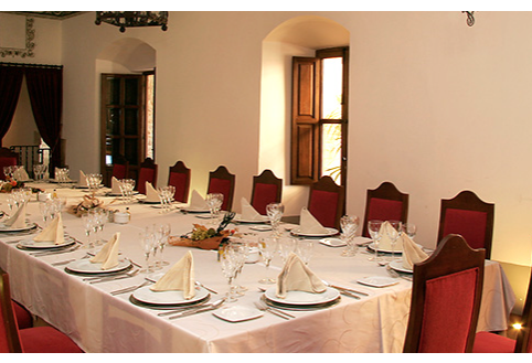 Function room at Hotel Antequera