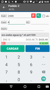 App AX-PIC Pedidos APK for Windows Phone