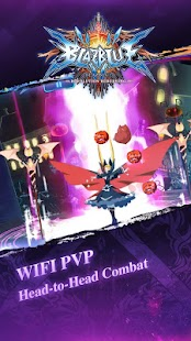 BlazBlue RR - Real Action Game- screenshot thumbnail