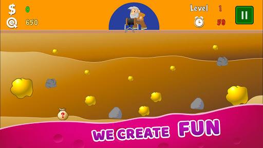 Gold Miner Classic  screenshots 1