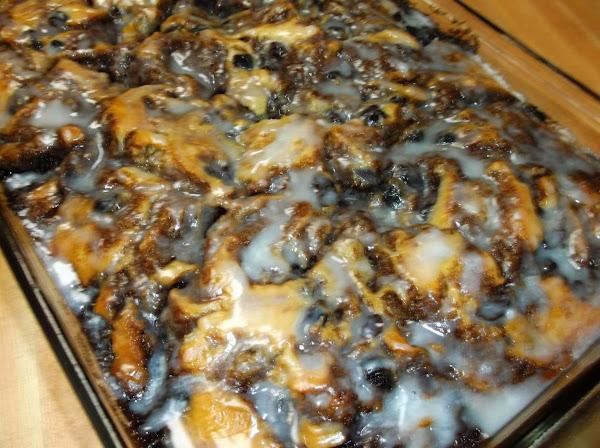Cinnamon Raisin Cake Recipe