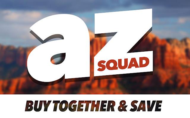 AZ Squad - Group Deals, Coupons & more