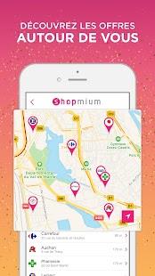 Shopmium - L'appli qui rembourse vos courses - náhled