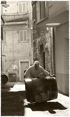 Il vino di Mario di Leica