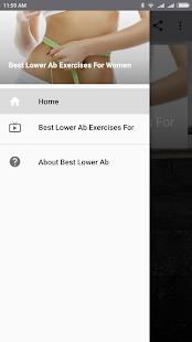 Best Lower Ab Exercises For Women - náhled