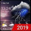 Easy weather forecast app free APK