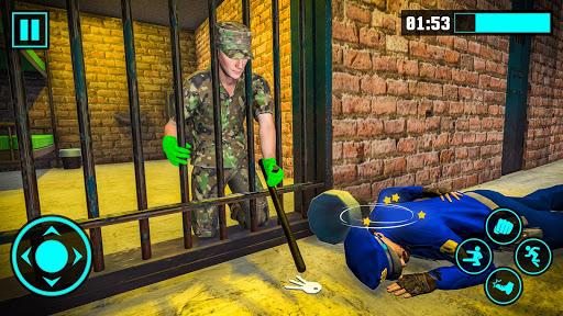 US Army Commando Prison Escape screenshot 2