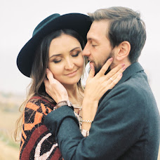 Wedding photographer Darya Fomina (DariFomina). Photo of 29.01.2018