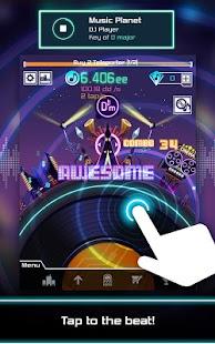 Groove Planet Screenshot 1