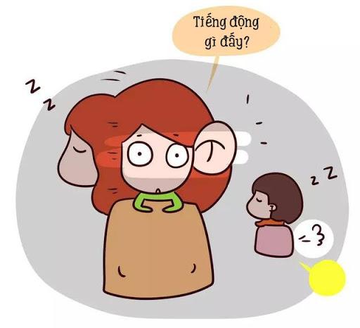 6 kha nang dac biet me tu co sau khi sinh con hinh 1