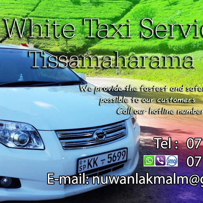 White Taxi Service - Taxi Service in Tissamaharama