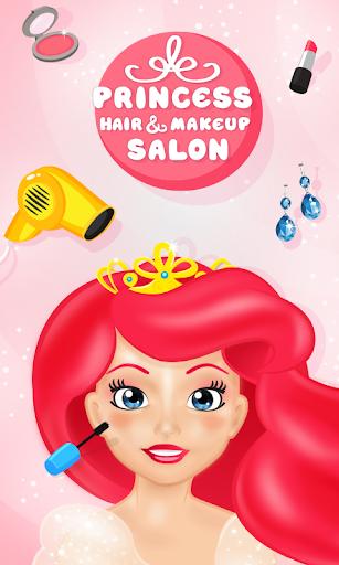 Princess Hair & Makeup Salon androidiapk screenshots 1