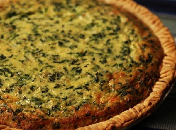 Spinach-cheese Pie