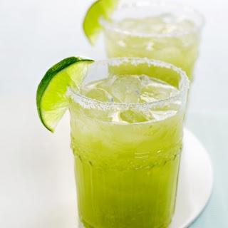 A Boozy Way to Drink Avocado.