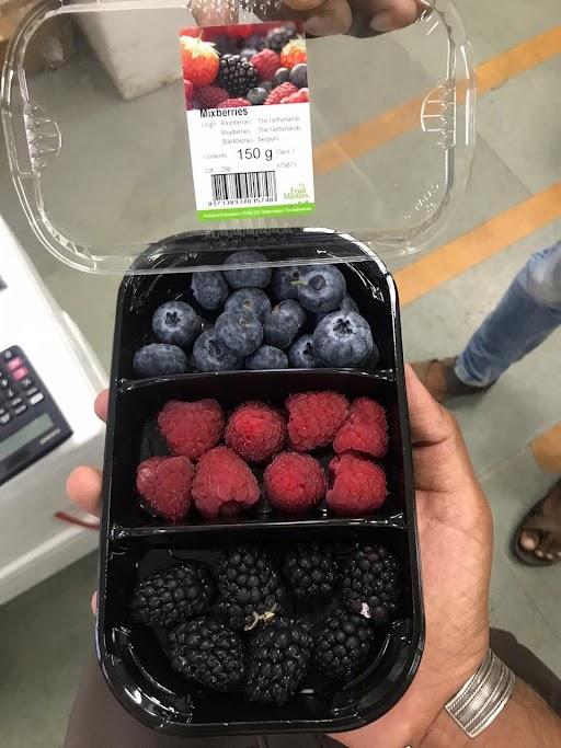 Jessaram Manumal (Exotic Fruits) photo